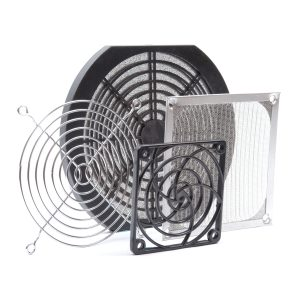 Axial Fan Guards and Accessories