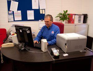 ETE's Managing Director