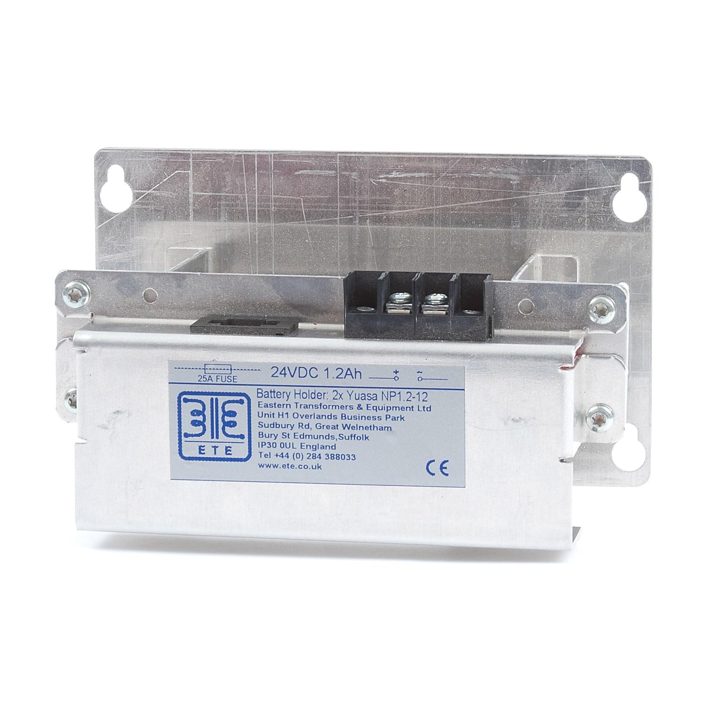 BH Battery Holder for 24V Battery Combination (1 2Ah~9 0Ah)