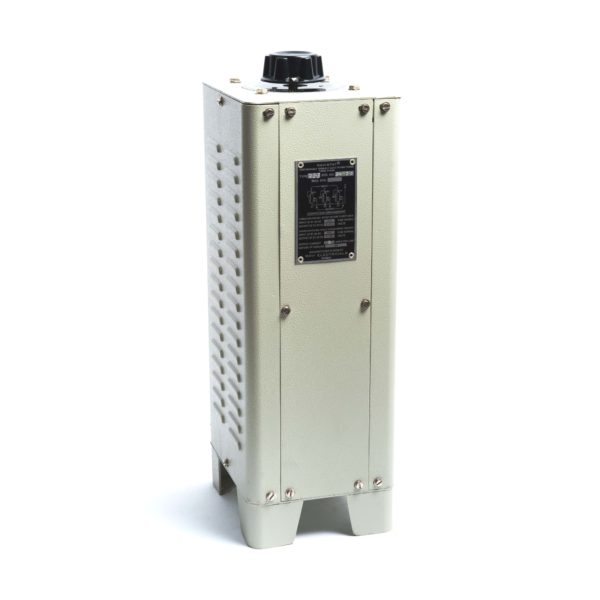 Enclosed Variable Autotransformer Free Standing 3ph (2~20A)