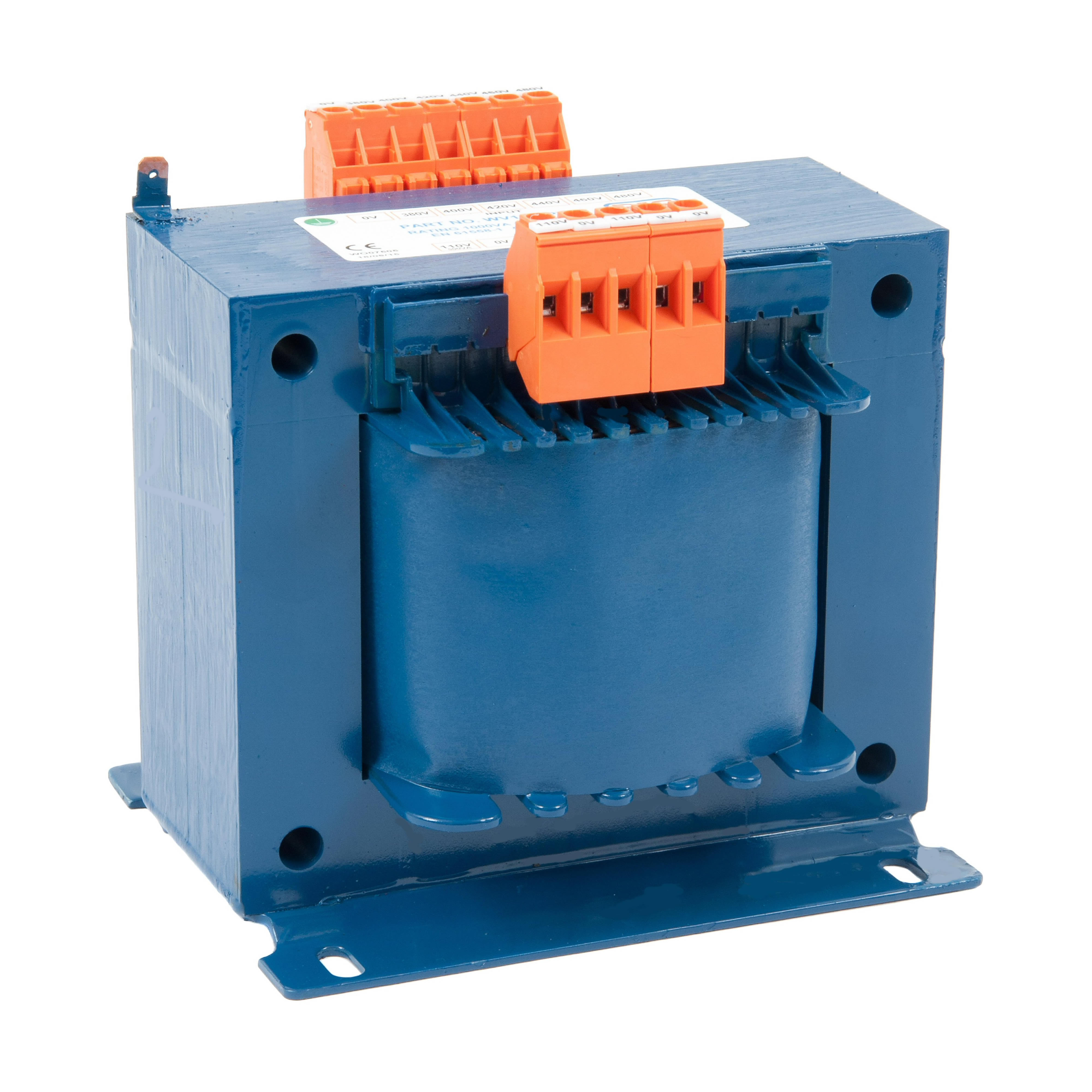 Control Circuit Transformers - Eastern Transformers