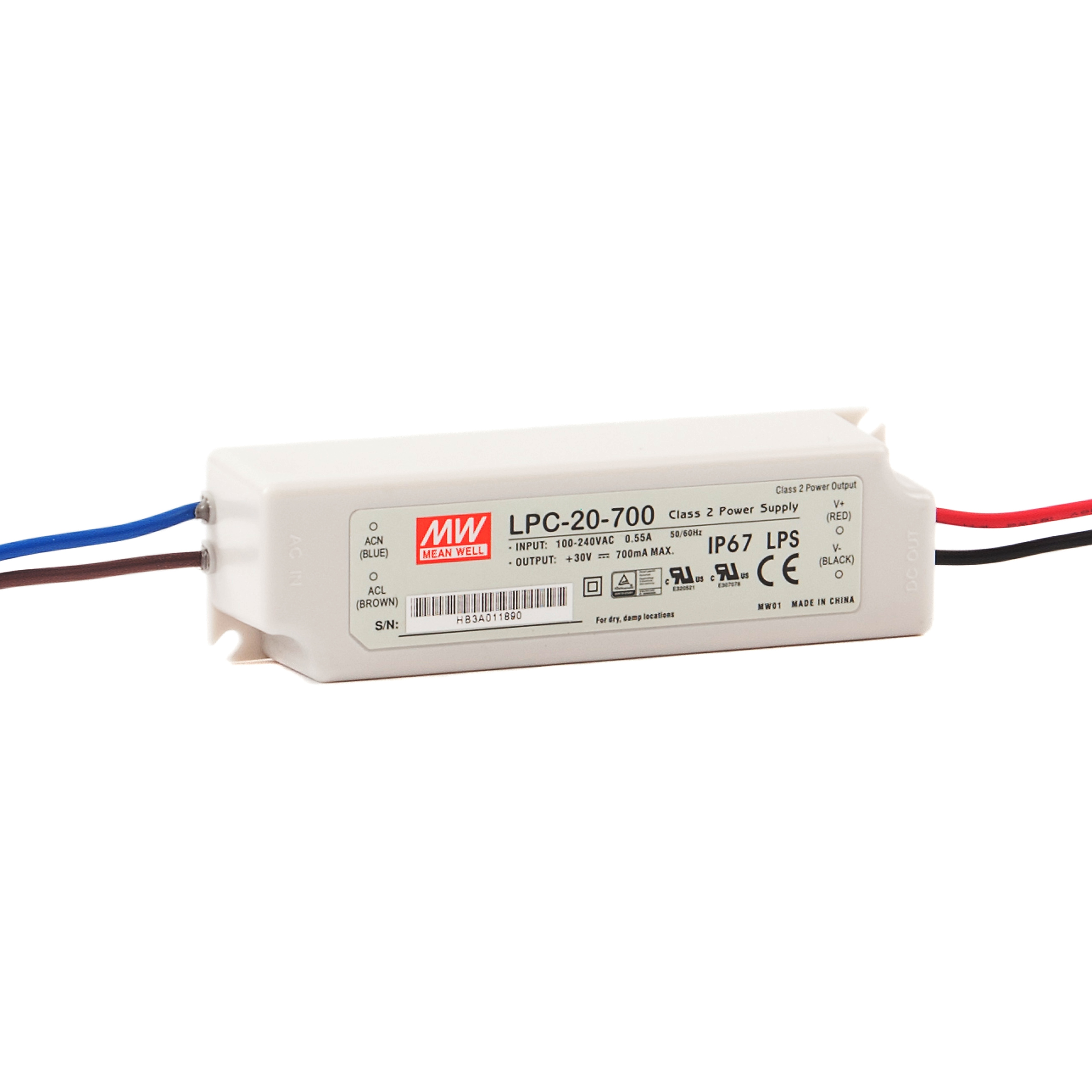 Lpc 20 Watt Led Power Supply To Ip67 700ma Circuit 700