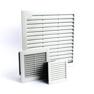 DC IP54 Filter Fans
