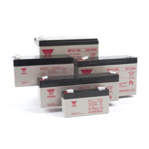 Yuasa Valve-Regulated Lead-Acid Batteries