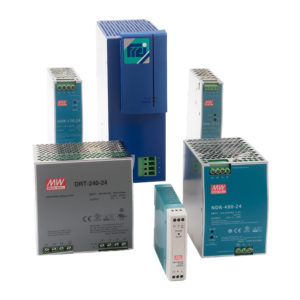 DIN Rail AC to DC Power Supplies