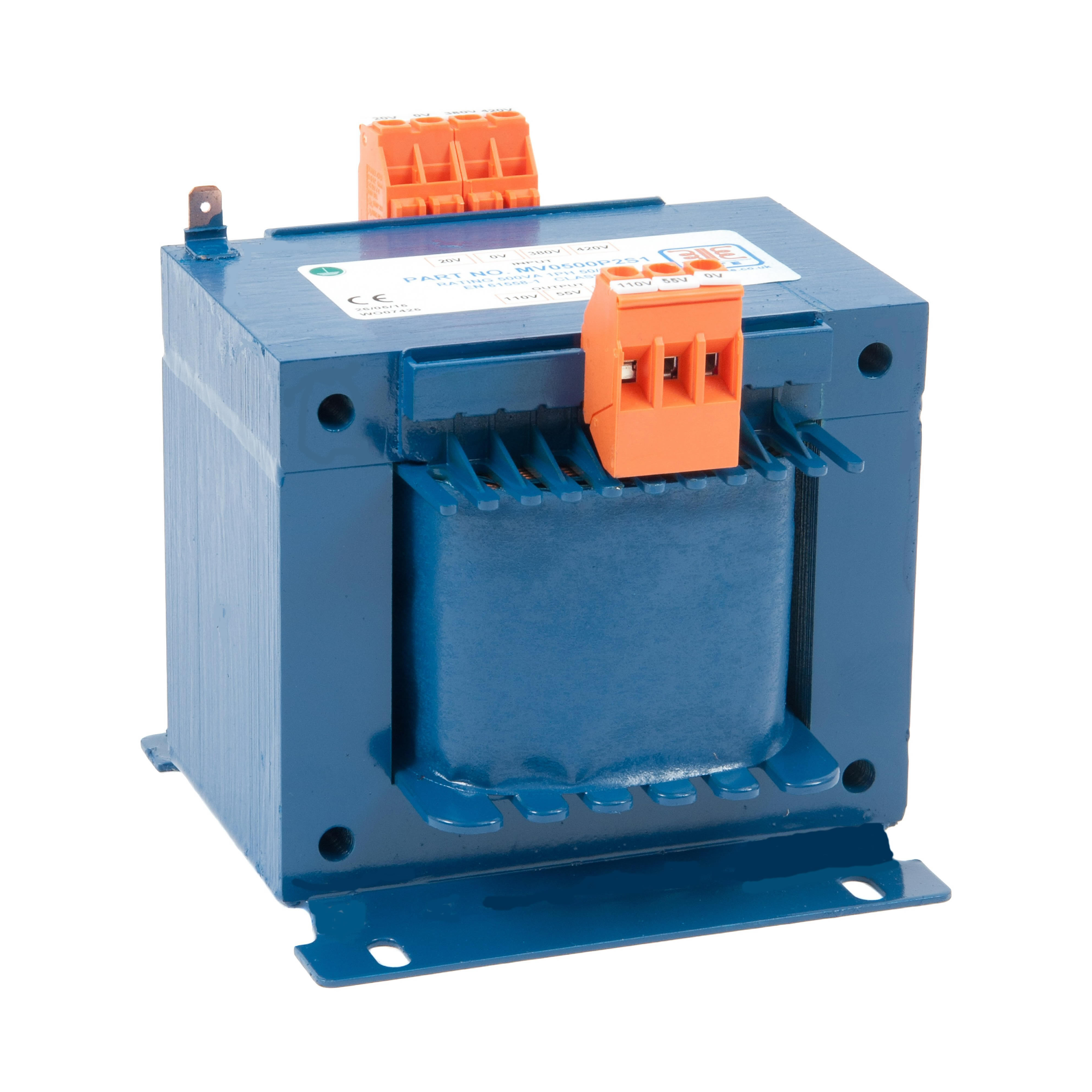 lowest price 7c244 76163 MV Multi-Voltage 420V to 240V Transformer 50VA