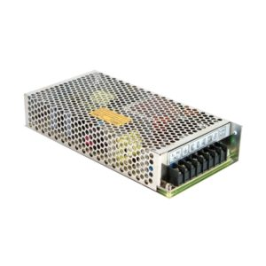 Enclosed AC to DC Quad Output Power Supplies