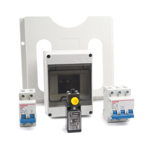 Enclosure and Control Panel Accessories