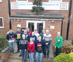 ETE Xmas Jumper Day 2018